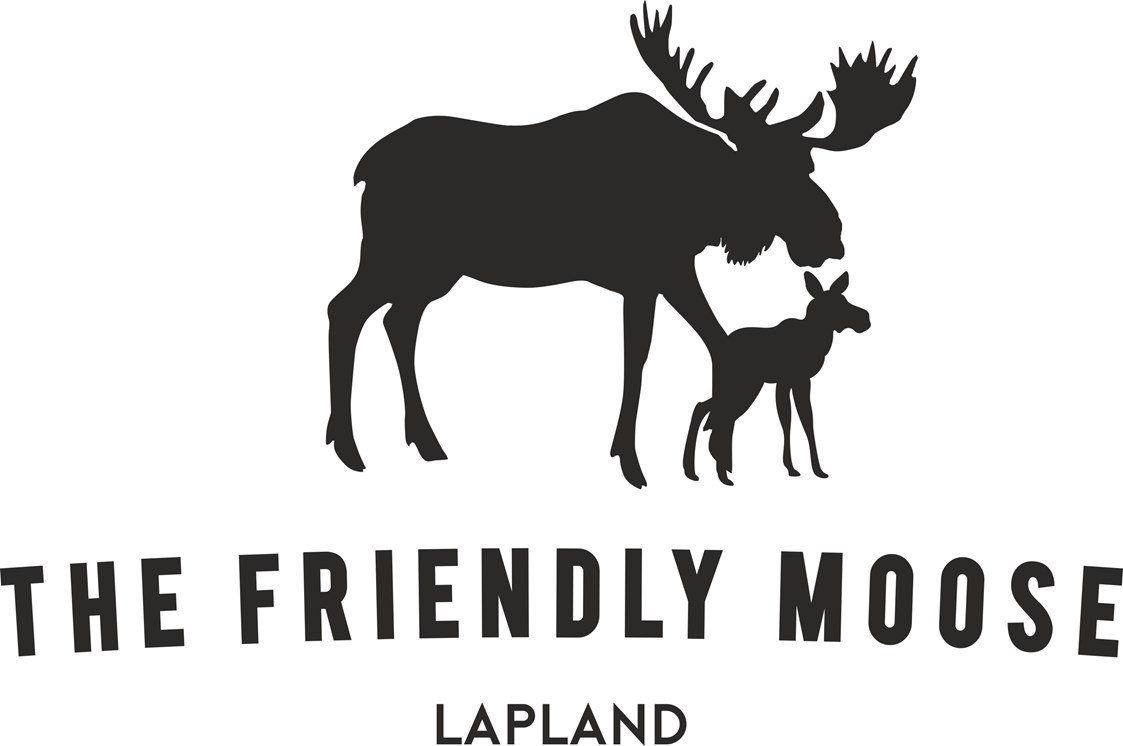 Rollstuhl-Urlaub: We chose the name, The Friendly Moose, because we love moose and want our place to be as friendly and welcoming as possible. - The Friendly Moose Lapland